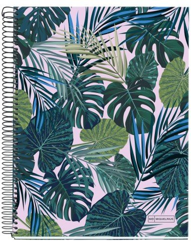 Notebook Tropical 140 H Formato A4