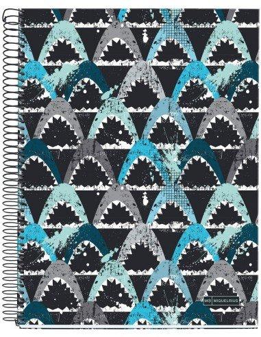 Notebook Shark Formato A5 140 H