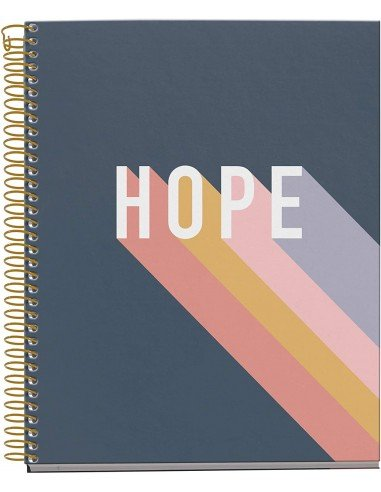 Notebook Hope Formato A5 120 H