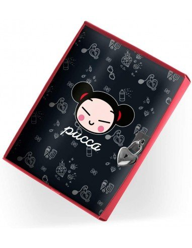 Diario Intimo Never Stop Pucca