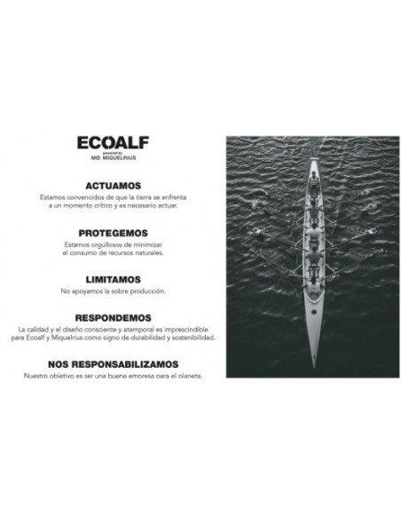 Estuche Triple Color Mostaza Ecoalf by MiquelRius - Info