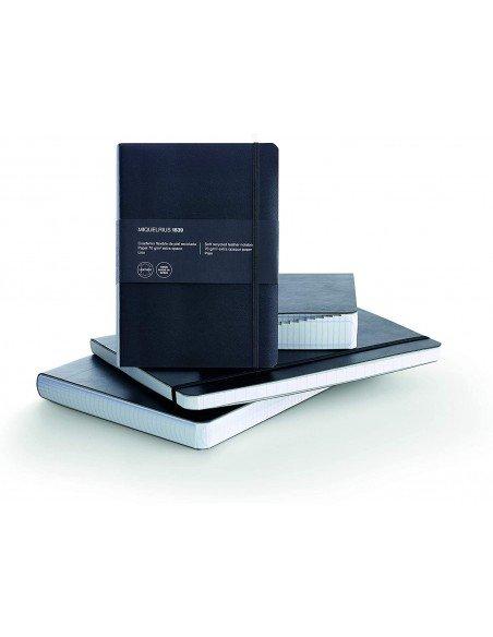 Cuaderno 1839 Leather 4º Sin Índice Liso 100H