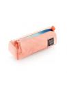 Portatodo Redondo Un Compartimento RPET Iris Coral
