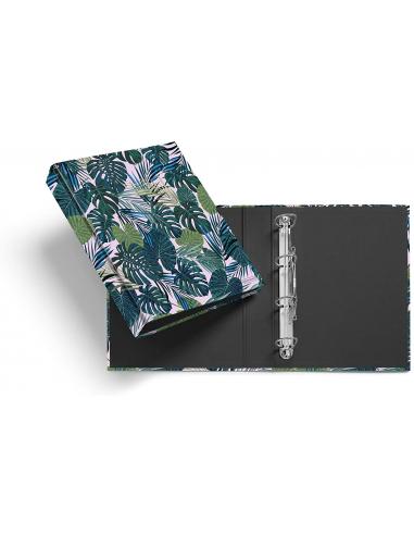 Carpeta Tropical 4 Anillas 40 mm